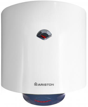 Водонагреватель накопительный Ariston ABS BLU R 50 V 50л 1.5кВт белый водонагреватель ariston abs blu r 50v