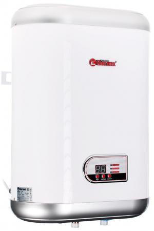 Водонагреватель накопительный Thermex Flat Plus IF 30 V 30л 1.5кВт белый водонагреватель thermex flat plus if 30 v 2квт 30л электрический настенный
