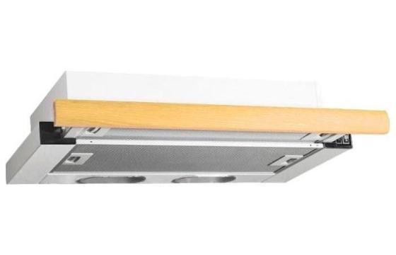 Купить со скидкой Вытяжка встраиваемая Elikor Интегра 60П-400-В2Л белый
