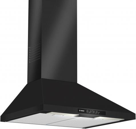 Вытяжка каминная Bosch DWW06W460 черный вытяжка bosch dww06w460 dww06w460
