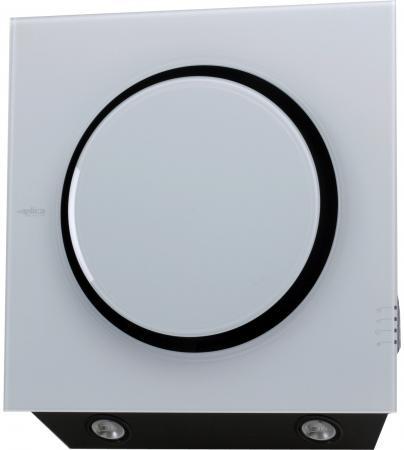 Вытяжка каминная Elica MINI OM WH/F/5 белый вытяжка каминная elica om touch screen bl f 80 черный