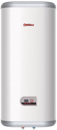 Водонагреватель накопительный Thermex Flat Plus IF 80 V 80л 2кВт белый водонагреватель накопительный thermex flat smart energy fss 50 v