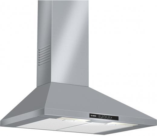 цены на Вытяжка каминная Bosch DWW07W850 серебристый в интернет-магазинах