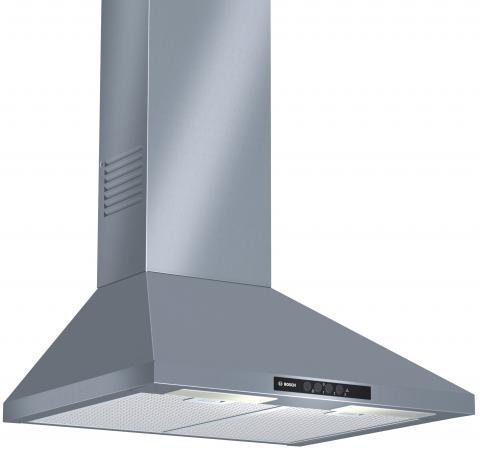 цены на Вытяжка каминная Bosch DWW06W450 серебристый в интернет-магазинах