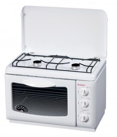 Газовая плита Gefest ПГ 100 белый газовая плита gefest 100 газовая духовка белый [пг 100]