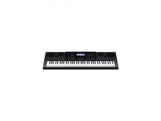 Синтезатор Casio WK-6600 76 клавиш USB AUX SD черный