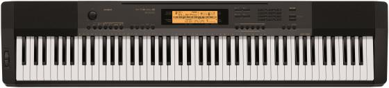 Цифровое фортепиано Casio CDP-230RBK 88 клавиш USB SDHC AUX черный