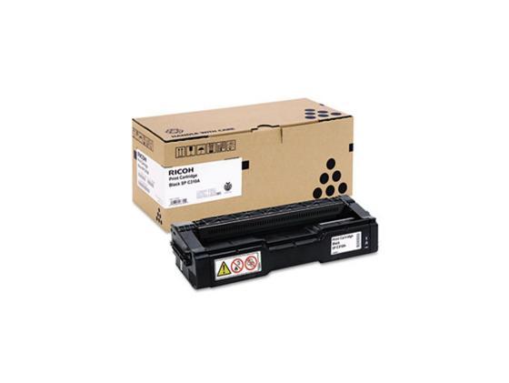 Картридж Ricoh SP C310E черный 406348/407638