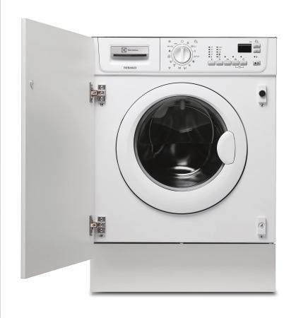 Стиральная машина Electrolux EWX 147410 W белый встраиваемая стиральная машина electrolux ewx 147410w white