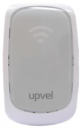 Беспроводной маршрутизатор Upvel UA-322NR 802.11n 300Mbps 2.4ГГц с индикатором силы сигнала цена