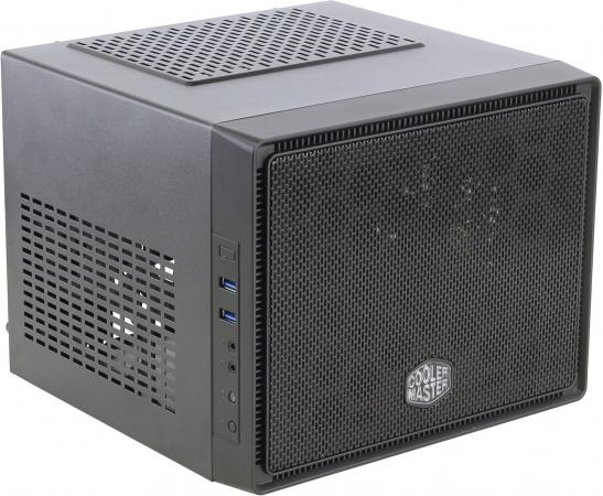 Корпус mini-ITX Cooler Master RC-110-KKN2 Без БП чёрный RC-110-KKN2 цена и фото