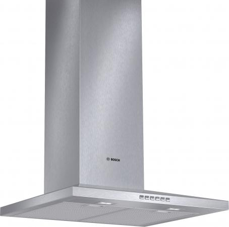 цены на Вытяжка каминная Bosch DWB067A50 серебристый в интернет-магазинах