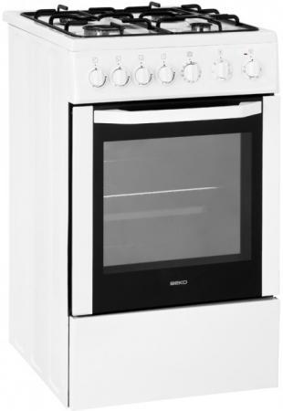 Комбинированная плита Beko CSE 52110 белый