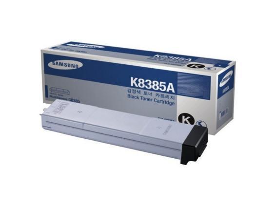 Картридж Samsung CLX-K8385A для C8385ND черный