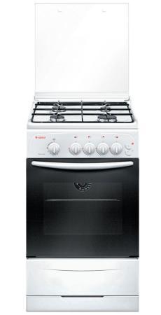 Газовая плита Gefest ПГ 3200-06 К2 белый цена и фото