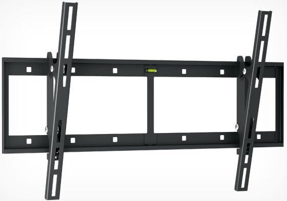 Кронштейн Holder LCD-T6606-B черный для ЖК ТВ 42-65 настенный от стены 60мм наклон -2°/+15° VESA до 60 кг