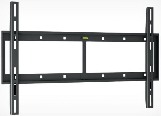 Кронштейн Holder LCD-F6607-B черный для ЖК ТВ 42-65 настенный от стены 23мм наклон 0° VESA 600x400 до 60 кг forex b016 6607