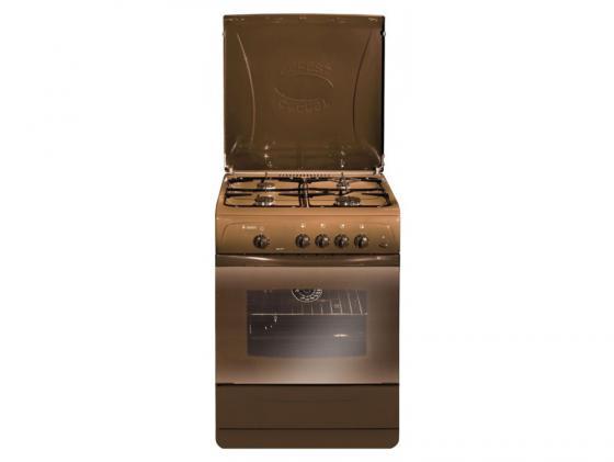 Газовая плита Gefest ПГ 1200 С7 К19 коричневый газовая плита gefest 1200 с7 к19