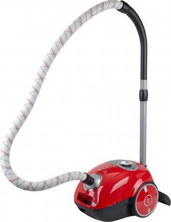 Пылесос Bosch BGL35MOV15 сухая уборка красный