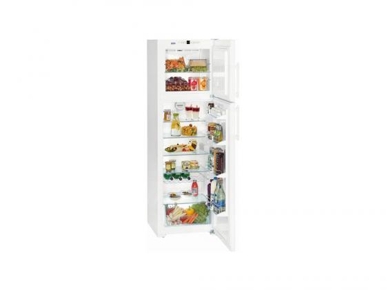 Холодильник Liebherr CTN 3663-20 001 белый холодильник liebherr cuwb 3311 20 2кам 210 84л 181х55х63см серый