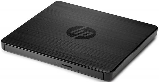 Внешний привод DVD-RW HP USB External Drive F6V97AA черный genuine wd 2 5 hard drive with external usb 2 0 enclosure 500gb
