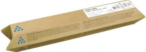 Тонер-картридж Ricoh MP C2550E для Ricoh Aficio MPC2030 С2030AD C2050 C2050AD C2550AD голубой 841197 2pcs lot alzenit for ricoh mpc 2030 2010 2530 2050 2550 oem new drum cleaning blade printer parts