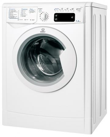Стиральная машина Indesit IWE 7105 B (CIS).L белый indesit iwb 5103 cis