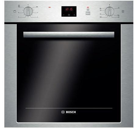 Газовый шкаф Bosch HGN22F350 серебристый духовой шкаф bosch hgn22f350 серебристый