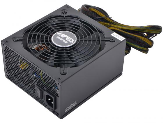 все цены на Блок питания ATX 1000 Вт Zalman ZM1000-GVM онлайн