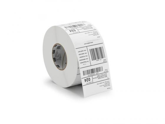 Бумажные этикетки Zebra Z-Perform 1000T 51x25mm 76171