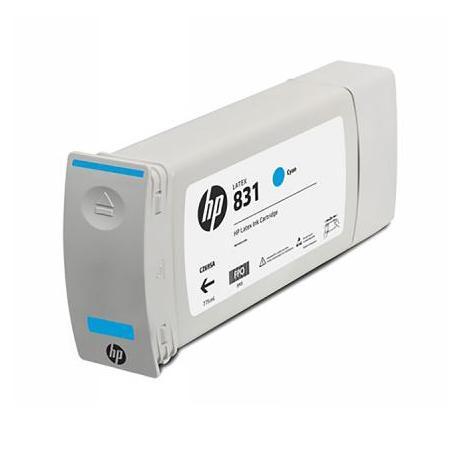 Картридж HP 831C для HP Latex 310/330/360 голубой 775мл CZ695A картридж hp cb323he 178xl cyan для c5383 c6383 b8553 d5463