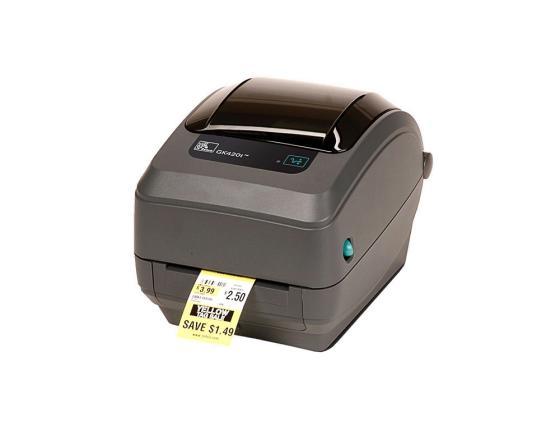 Принтер Zebra GK420t GK42-102220-000 zebra gx420d gx42 202520 000
