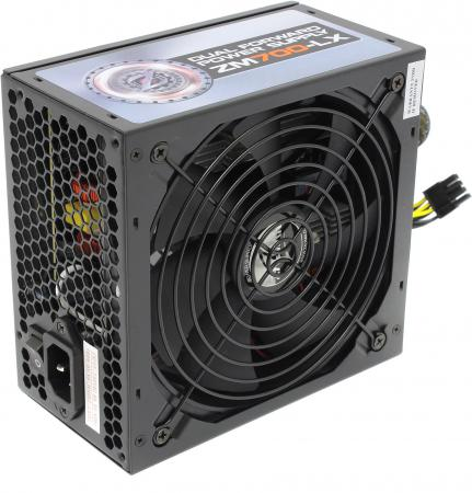Блок питания ATX 700 Вт Zalman ZM700-LX блок питания accord atx 1000w gold acc 1000w 80g 80 gold 24 8 4 4pin apfc 140mm fan 7xsata rtl