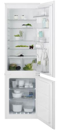 Встраиваемый холодильник Electrolux ENN 92841 AW белый