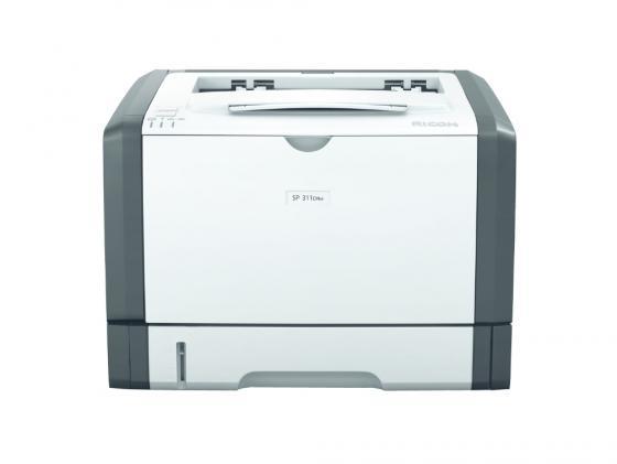 Принтер Ricoh Aficio SP 311DNw черно-белый A4 28ppm 1200x600dpi RJ-45 USB 407253 принтер ricoh aficio sp 311dnw ч б а4 28ppm wi fi