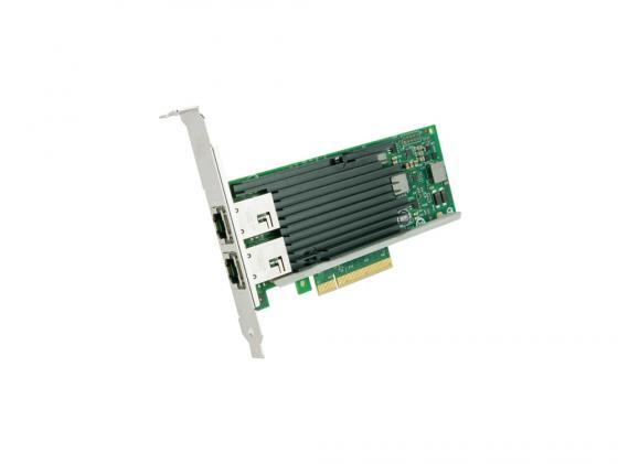 Сетевой адаптер Intel X540T2 цена и фото