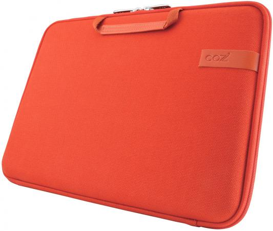 Чехол MacBook Pro 13 Cozistyle Smart Sleeve Canvas оранжевый CCNR1301 чехол 13 cozistyle smart sleeve оранжевый