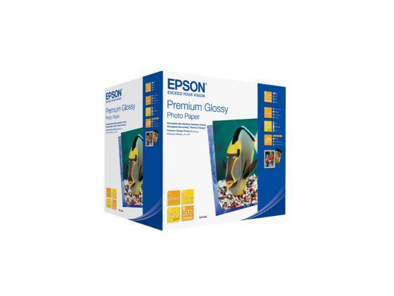 Фото - Фотобумага Epson 10х15см 255г/кв.м глянцевая 500л C13S041826 фотобумага