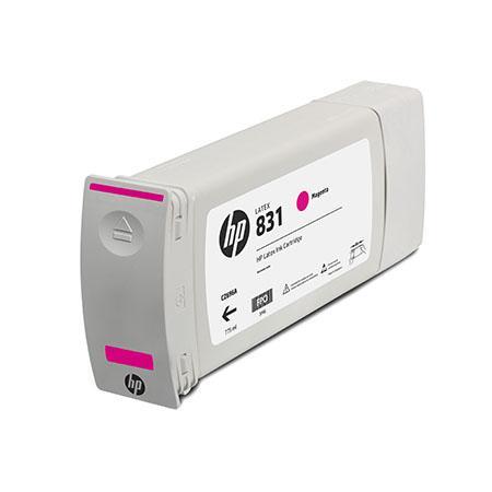 Картридж HP CZ696A №831C пурпурный 775мл картридж hp cf213a 131a пурпурный