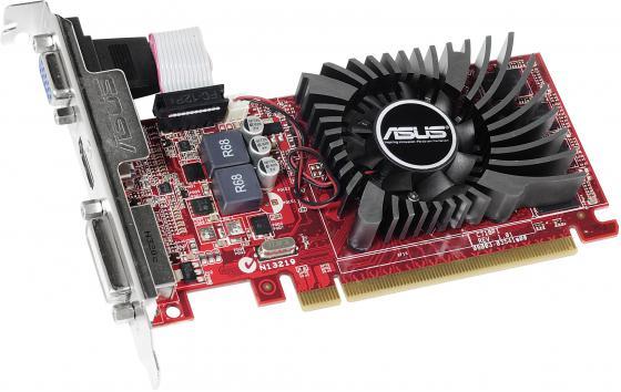 Купить Видеокарта ASUS Radeon R7 240 R7240-2GD3-L PCI-E 2048Mb GDDR3 128 Bit Retail