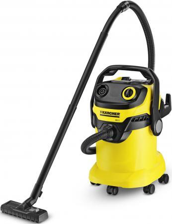 Пылесос Karcher WD 5 Premium сухая уборка жёлтый