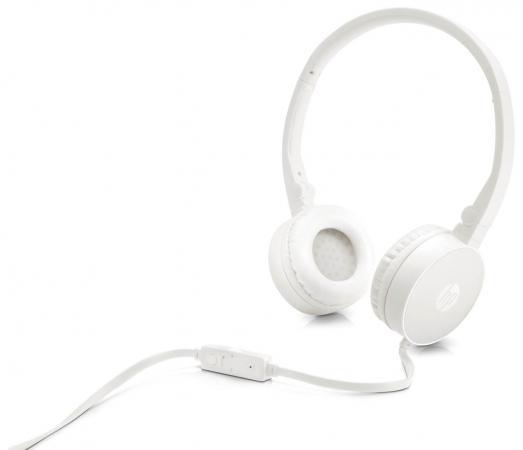 Гарнитура HP H2800 белый F6J04AA hp 932xl cn053ae