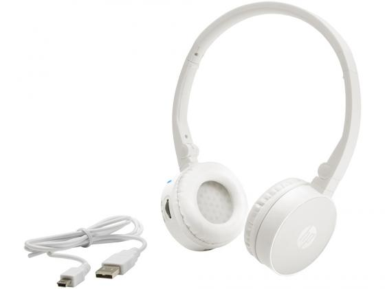 Наушники HP H7000 Wireless Stereo Headset белый G1Y51AA