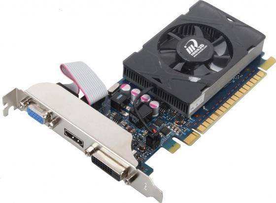 Видеокарта 2048Mb Inno3D GeForce GT730 LP c CUDA PCI-E 64bit GDDR5 DVI HDMI HDCP N730-3SDV-E5BX Retail видеокарта 2048mb inno3d geforce gt740 lp c cuda pci e 128bit gddr3 dvi hdmi hdcp n740 3sdv e3cx retail