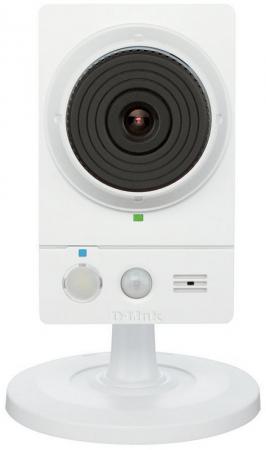 Камера IP D-Link DCS-2136L CMOS 1/3'' 1280 x 720 H.264 MJPEG MPEG-4 RJ-45 LAN Wi-Fi белый wi fi камера d link dcs 2136l ru a1a
