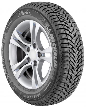 Шина Michelin Alpin A4 185/55 R15 82T шина michelin crossclimate 215 55 r17 98w