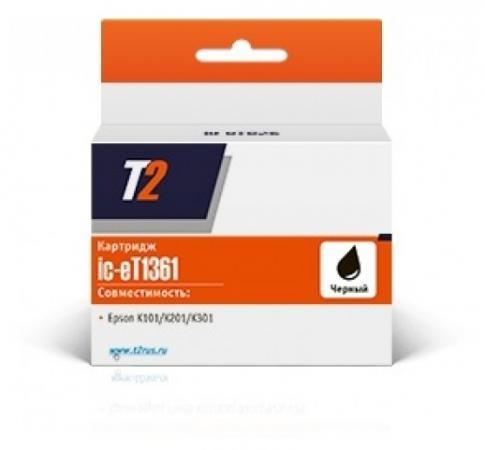Картридж T2 IC-ET1361 C13T13614 для Epson K101/K201/K301 черный