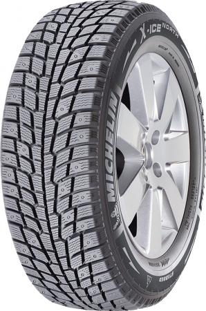 Шина Michelin Latitude X-Ice North 235/60 R17 102T
