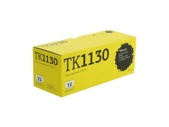 Картридж T2 TC-K1130 для Kyocera FS-1030MFP 1130MFP черный 3000стр картридж t2 tc k1100 для kyocera fs 1110 1024mfp 1124mfp черный 2100стр