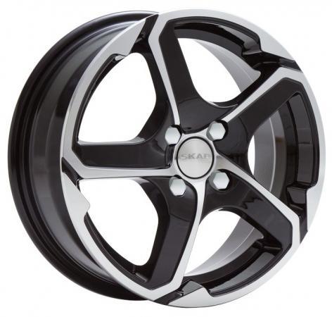 Диск Скад Аллигатор 6x15 5x114 ET38.0 Алмаз колесные диски кик сиеста 12799 6x15 5x114 3 d67 1 et39 алмаз черный
